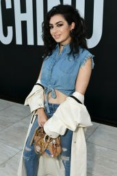 Charli XCX – MOSCHINO Spring Summer 2018 Collection in LA 06/08/2017