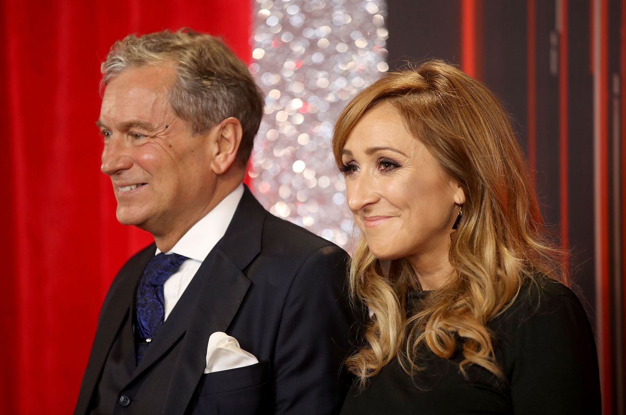 Charlotte bellamy british soap awards in manchester uk new picture