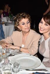 Chiara Francini – Aphrodite Awards in Rome, Italy 06/21/2017