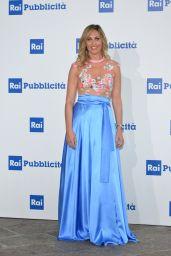 Chiara Giallonardo – RAI Italian National Television Network Programs in Milan 06/28/2017