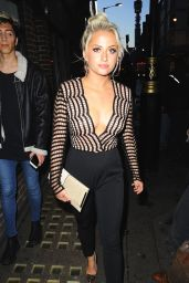 Chloe Paige at Paper Club in London, UK 06/06/2017