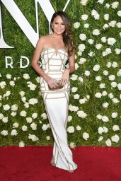 Chrissy Teigen - Tony Awards in New York City 06/11/2017
