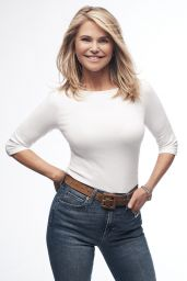 """Christie Brinkley - Photoshoot for GAP """"Bridging the Gap"""" Campaign 2017"""