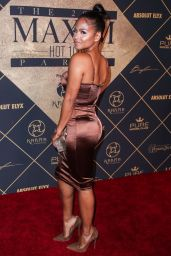 Christina Milian - Maxim Hot 100 Party in Los Angeles 06/24/2017