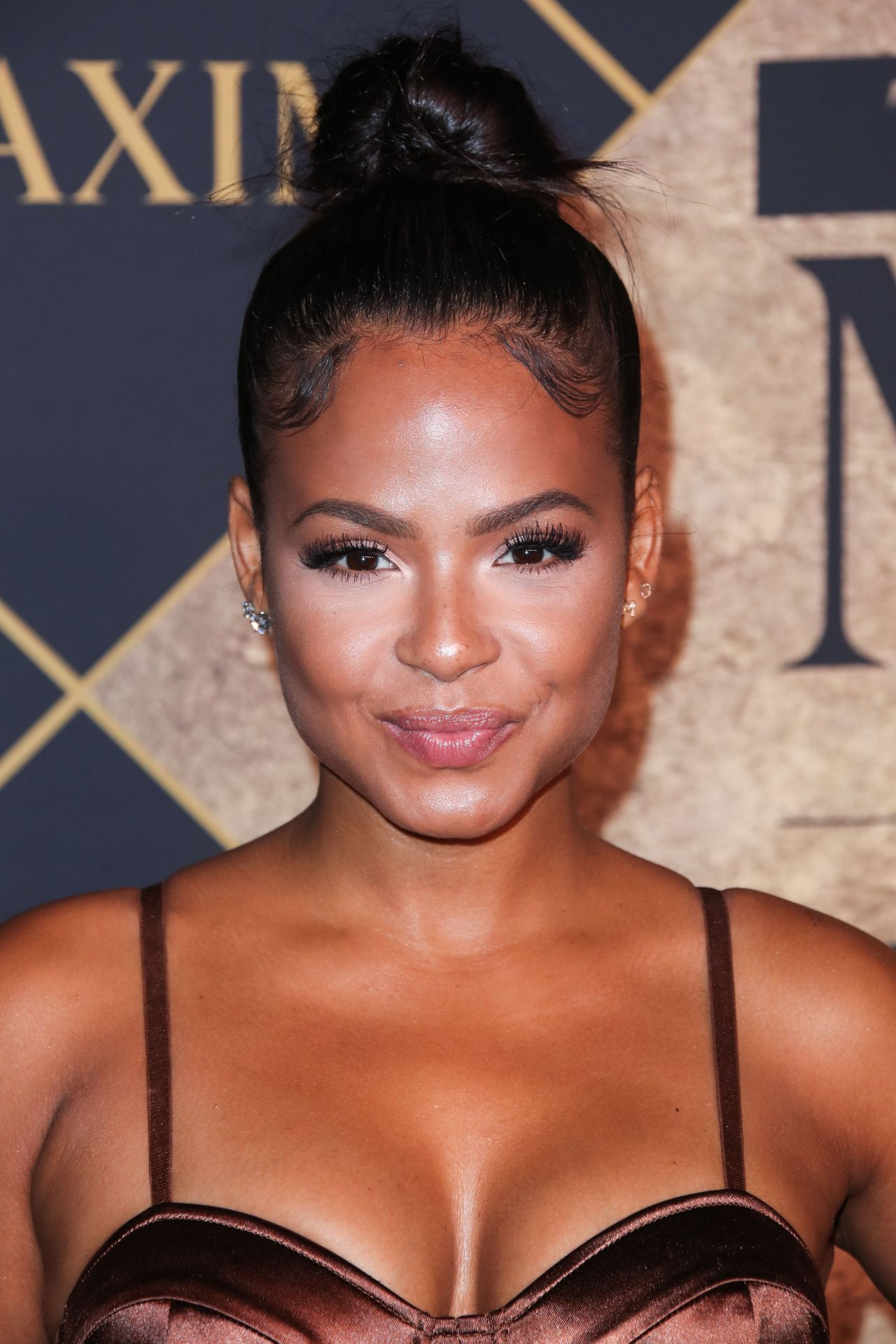 Christina Milian - Maxim Hot 100 Party in Los Angeles 06 ...