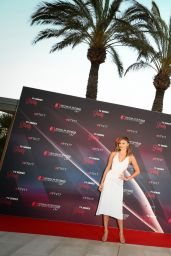 Christine Evangelista – Monte Carlo TV Festival, TV Series Party 06/17/2017