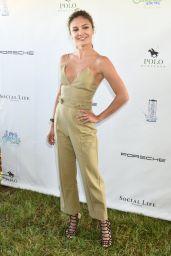 Christine Evangelista - Social Life Magazine Polo Challenge in the Hamptons, NY 06/24/2017