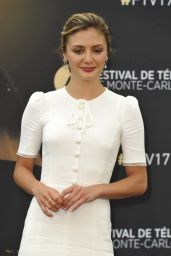 "Christine Evangelista - ""The Arrangement"" Photocall - Monte Carlo TV Festival 06/18/2017"