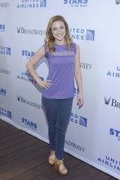 """Christy Altomare – """"Stars In The Alley"""" Event in New York 06/03/2017"""