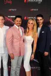 Cindy Ambuehl – Monte Carlo TV Festival, TV Series Party 06/17/2017