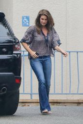 Cindy Crawford - Out in Malibu 06/07/2017