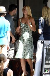 """Claire Danes - Filming Her New Movie """"A Kid Like Jake"""" in Brooklin 06/19/2017"""