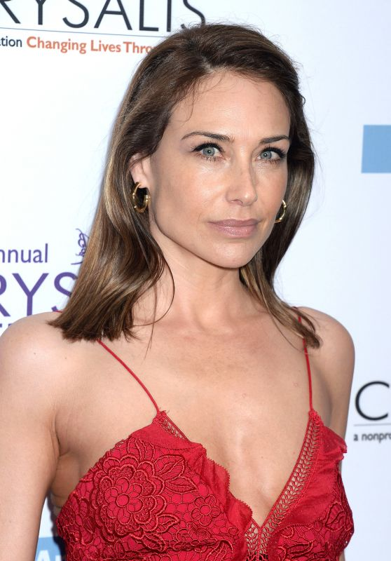 Claire Forlani - Chrysalis Butterfly Ball in Los Angeles 03/06/2017