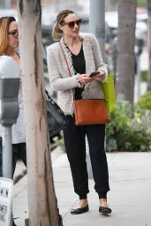 Claire Forlani - Out in Beverly Hills 06/08/2017