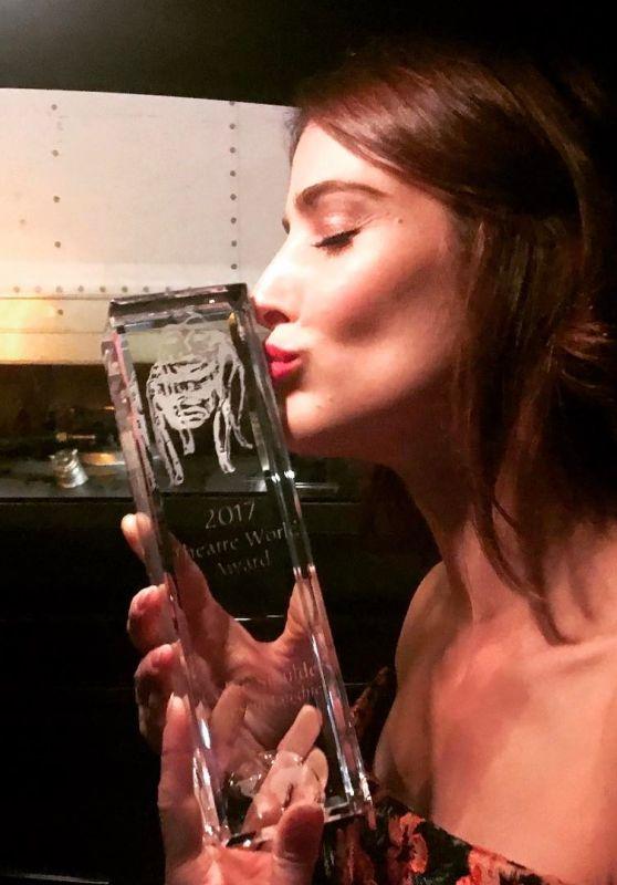 Cobie Smulders Social Media Pics 06/06/2017