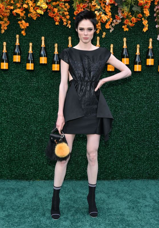Coco Rocha – Veuve Clicquot Polo Classic in Jersey City 06/03/2017