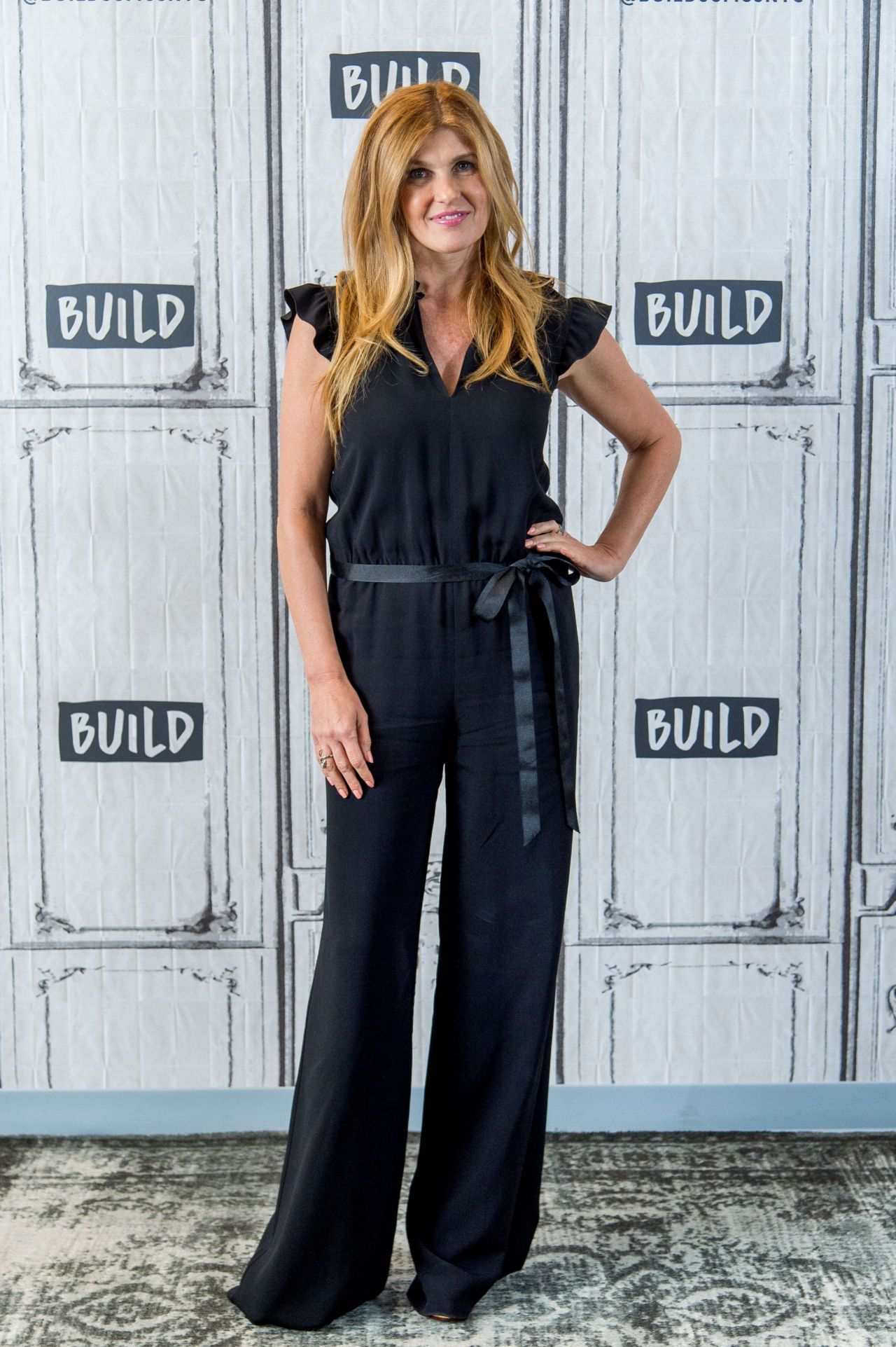 Connie britton beatriz at dinner panel in new york city - 2019 year