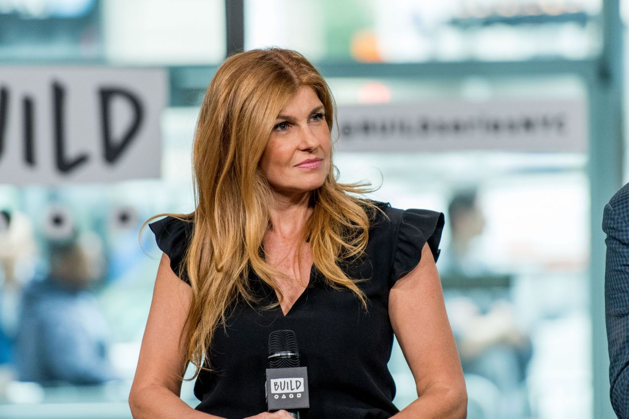images Connie britton beatriz at dinner panel in new york city