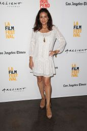 "Constance Marie - ""The Year Of Spectacular Men"" Premiere at Los Angeles Film Festival 06/16/2017"