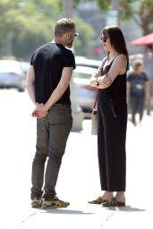 Dakota Johnson - Out in West Hollywood 06/15/2017