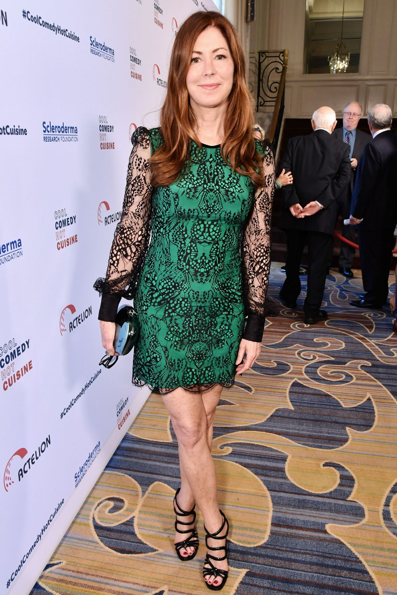 """Dana Delany - """"Cool Comedy, Hot Cuisine"""" Fundraiser in ..."""