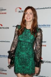 """Dana Delany - """"Cool Comedy, Hot Cuisine"""" Fundraiser in Beverly Hills 06/16/2017"""