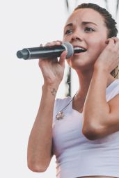 Danielle Bradbery - Performs Live at CMA Fest 2017