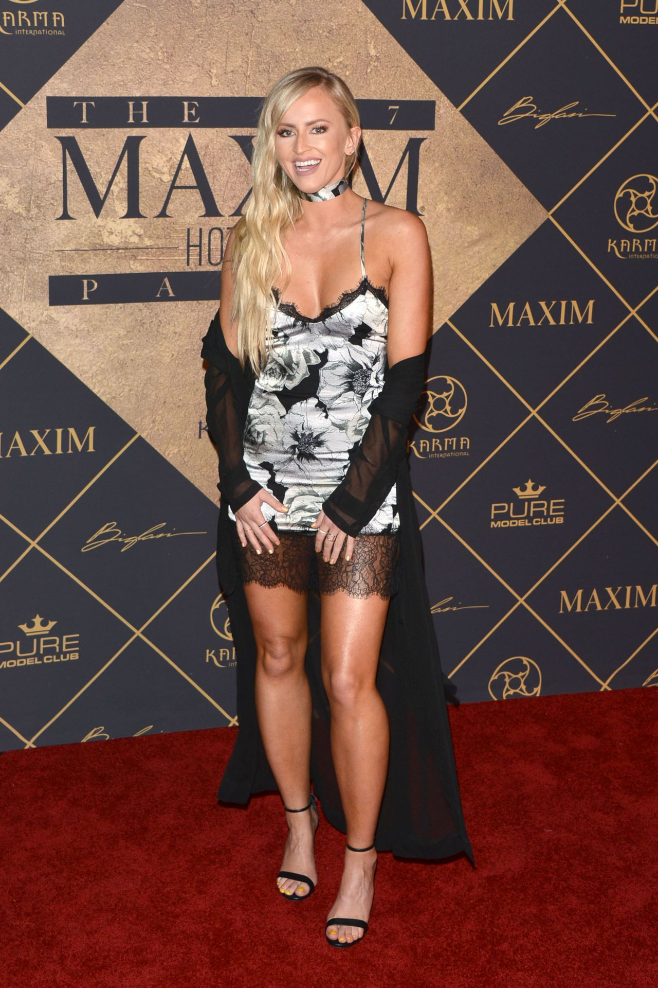 danielle moinet maxim hot 100 event in hollywood 06242017
