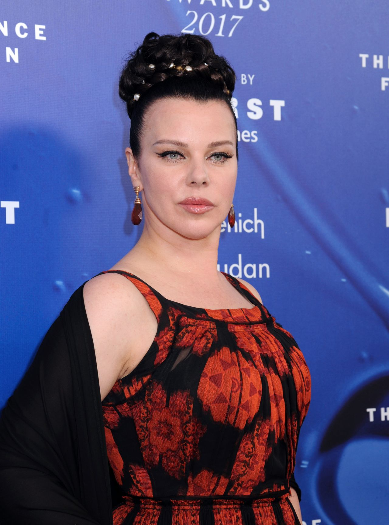 Debi Mazar Fragrance Foundation Awards In New York 06 14
