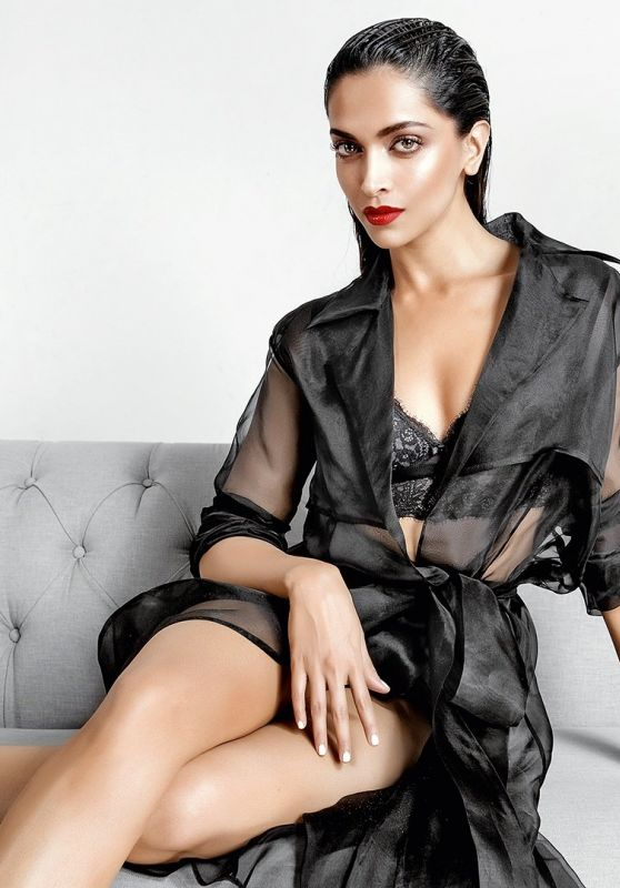 Deepika Padukone - Maxim Magazine India June/July 2017 - Part II