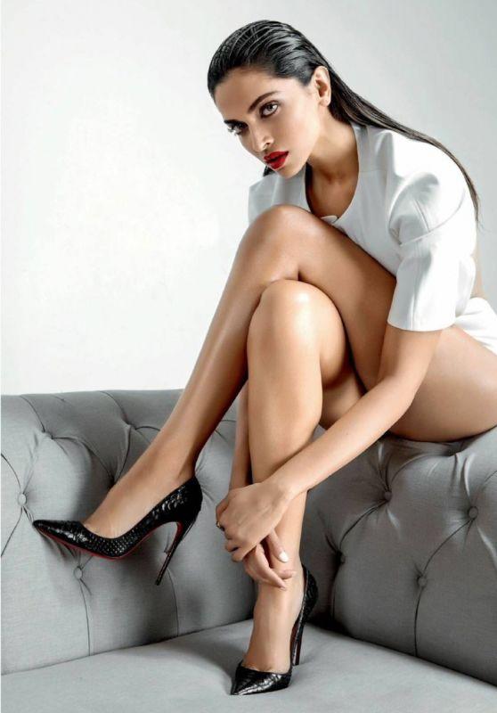 Deepika Padukone – Maxim Magazine India June/July 2017 – Part III