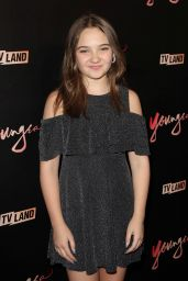 """Delphina Belle – """"Younger"""" Season 4 Premiere in New York 06/27/2017"""