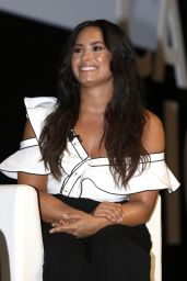 Demi Lovato at Cannes Lions Festival, France 06/19/2017