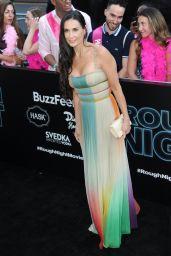 "Demi Moore – ""Rough Night"" Premiere in New York City 06/12/2017"