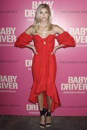 """Devon Windsor – """"Baby Driver"""" Premiere in New York 06/26/2017"""