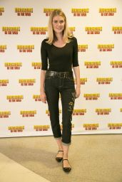 """Donna Air – """"Dinosaurs in the Wild"""" Opening in Birmingham, UK 06/20/2017"""