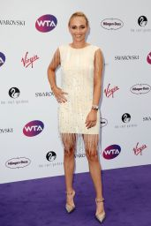 Donna Vekic – WTA Pre-Wimbledon Party in London 06/29/2017