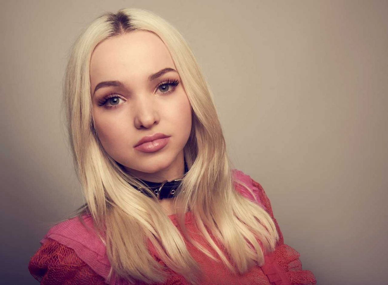 Dove Cameron - 42nd Annual Gracie Awards Portraits June 2017