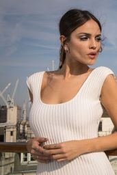 "Eiza Gonzalez – ""Baby Driver"" Portrait Session at the Corinthia Hotel in London, UK 06/21/2017"