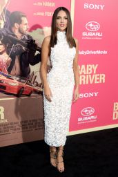 "Eiza Gonzalez ""Baby Driver"" Premiere in Los Angeles 06/14/2017"