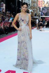 "Eiza Gonzalez on Red Carpet - ""Baby Driver"" Premiere in London 06/21/2017"