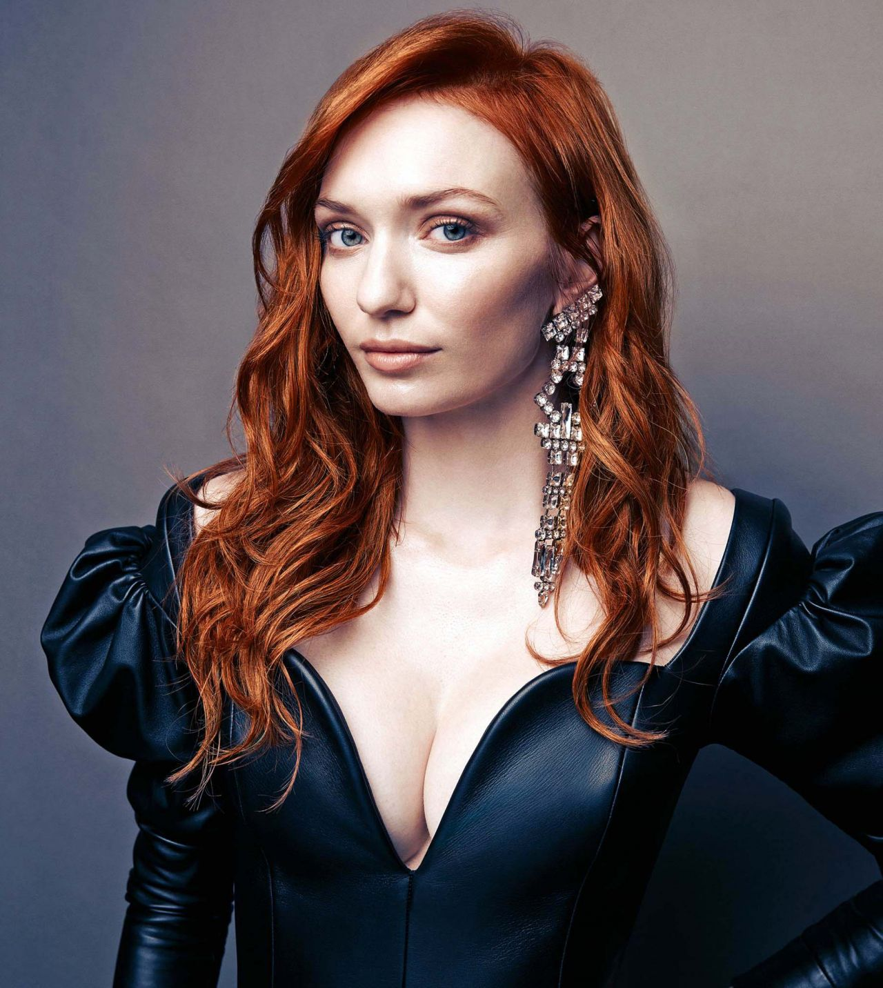 Eleanor Tomlinson Photoshoot 2017