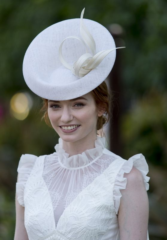 Eleanor Tomlinson – Royal Ascot 2017 at Ascot Racecourse in Ascot, UK 06/20/2017