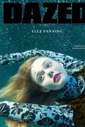 Elle Fanning - Dazed Magazine Summer 2017