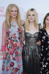"Elle Fanning - ""The Beguiled"" Movie Premiere in Los Angeles 06/12/2017"