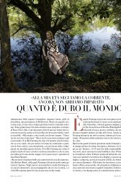Elle Fanning - Vanity Fair Magazine Italy June 2017 Issue