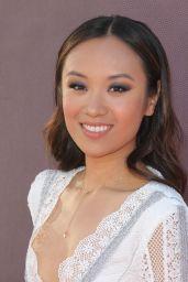 Ellen Wong – GLOW TV Show Premiere in Los Angeles 06/21/2017
