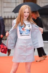 Ellie Bamber - Royal Academy of Arts Summer Exhibition VIP Preview in London, UK 06/07/2017