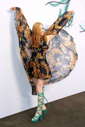 Ellie Bamber – The Serpentine Galleries Summer Party in London 06/28/2017