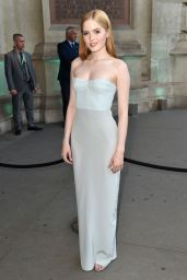 Ellie Bamber - The Victoria and Albert Museum Summer Party in London, UK 06/21/2017
